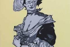 4. Marcel Pissoke nach Christian Wilhelm Dietricy, Dame mit Strohhut