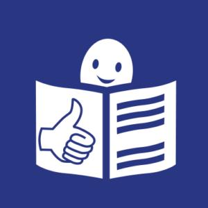 Logo leichte Sprache